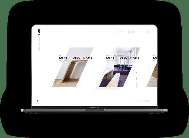 Création site internet Roanne Bordeaux loic hermer Graphiste Webdesigner